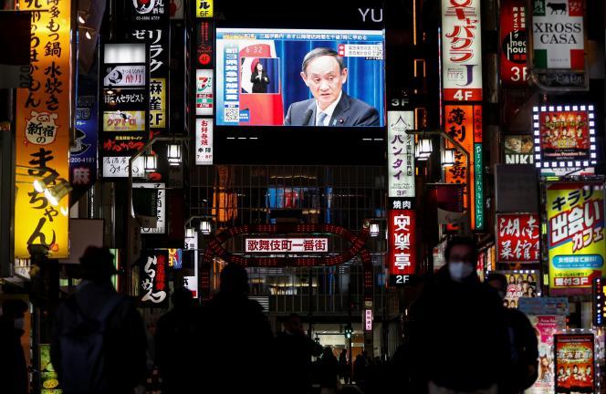 A Tokyo, vendredi 3 septembre.